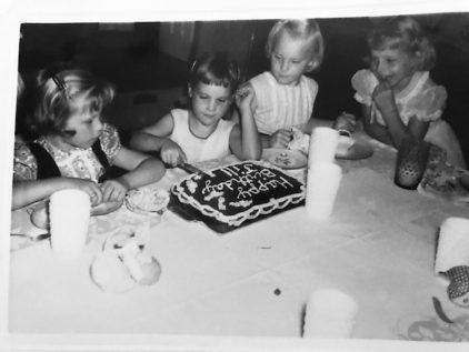Jill Frances Johnson birthday party